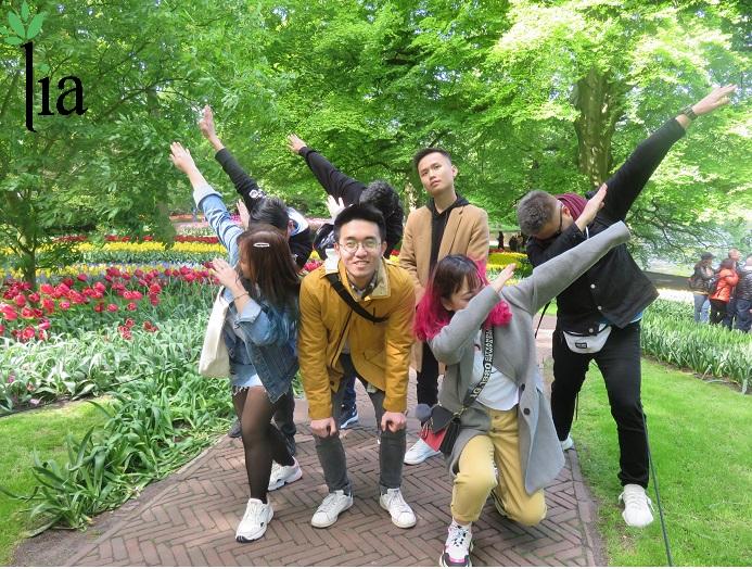 Các học viên LIA đi chơi tại Hà Lan - 4