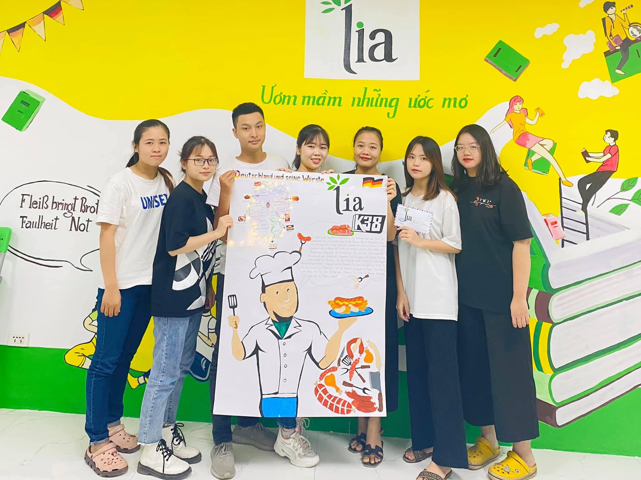 Học viên LIA và hành trình tìm hiểu văn hoá nước Đức