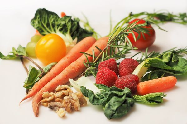 Description: Vegane Ernährung