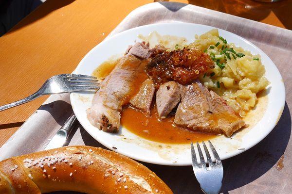Description: Schweinebraten