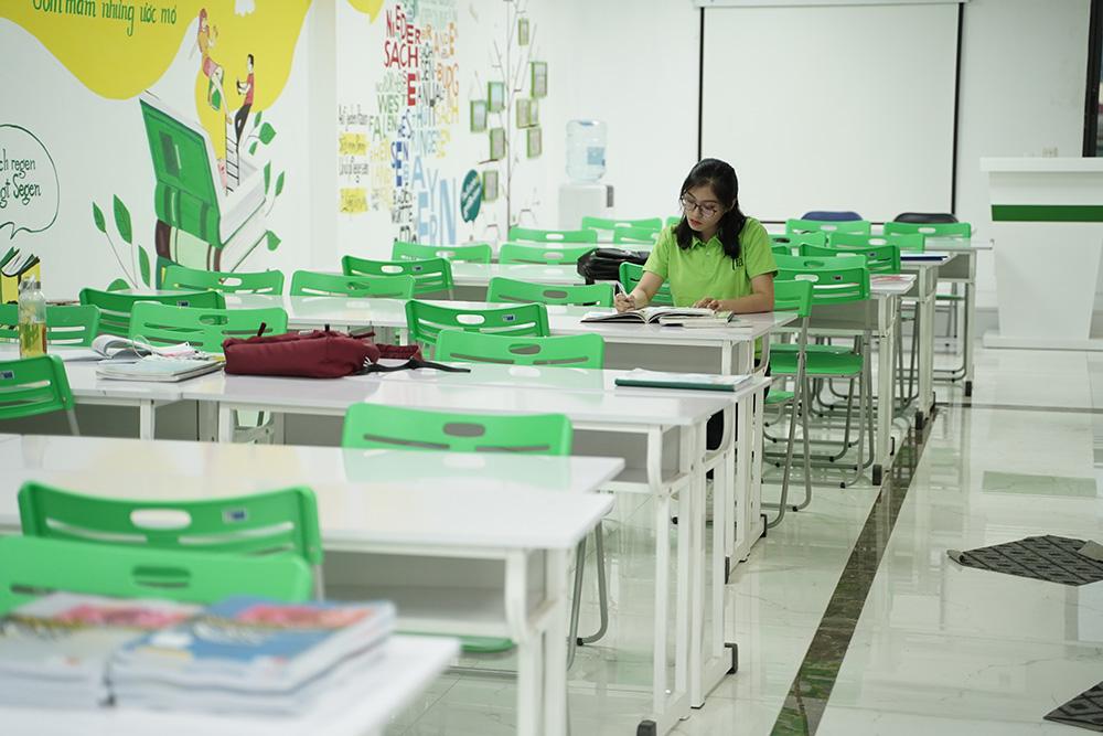 học viên VICAT tại trung tâm tiếng Đức LIA