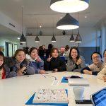 Học viên VICAT tại Đức gặp mặt tại văn phòng LIA Đức