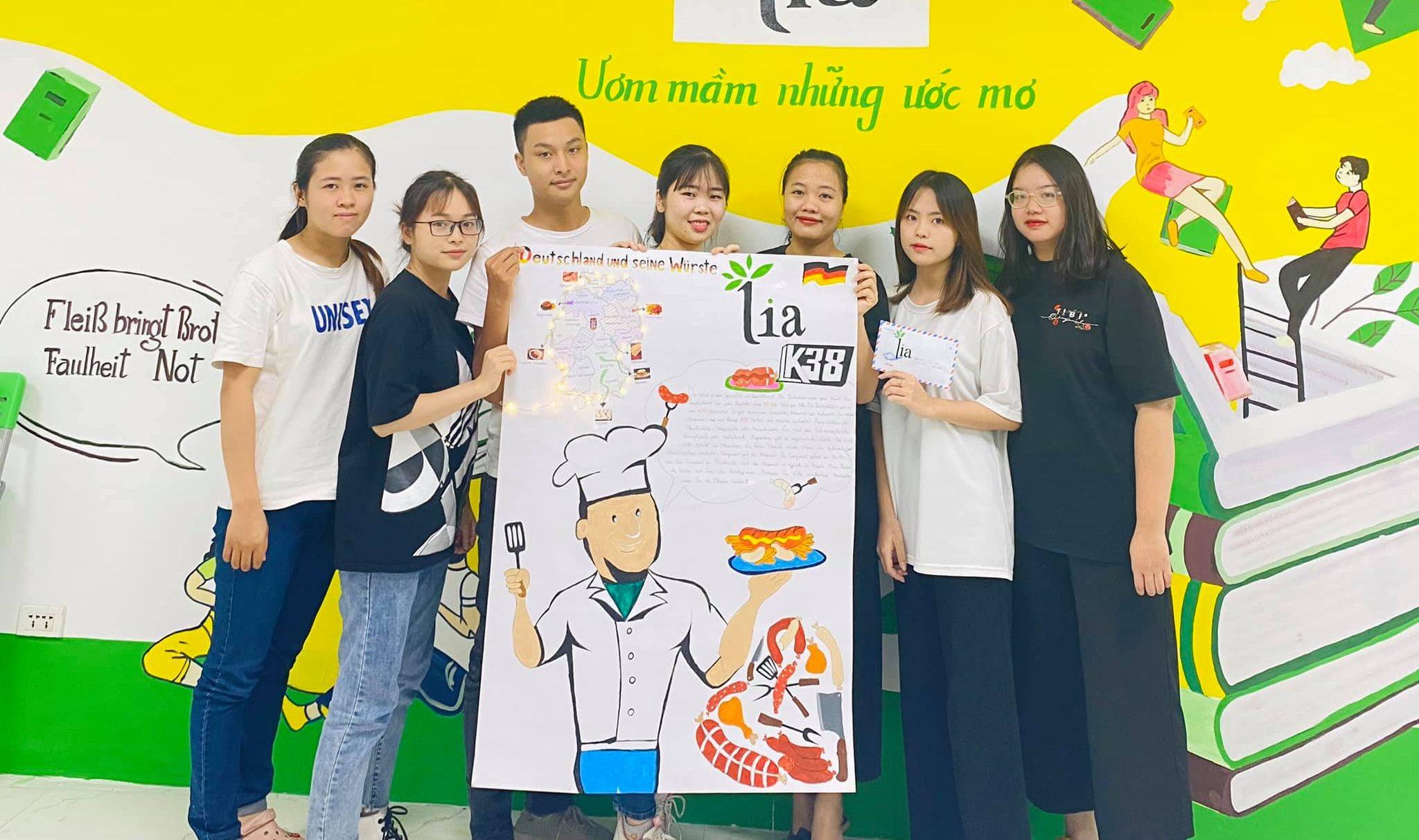 Học viên VICAT tham gia hoạt động ngoại khóa tại Việt Nam