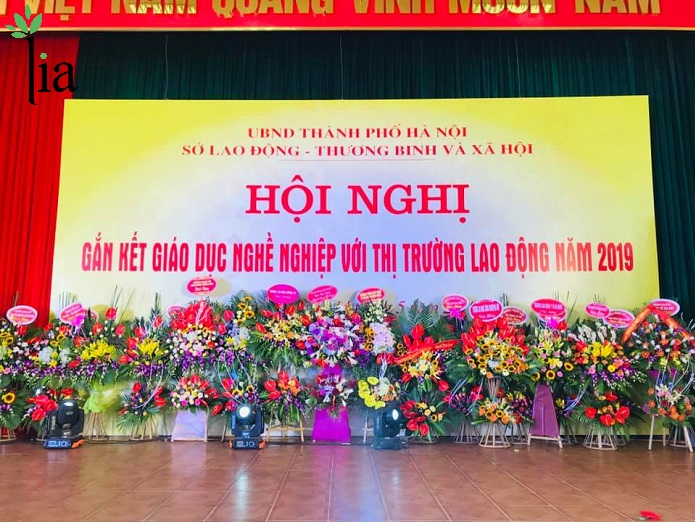 cng ty lia tham gia hoi nghi gan ket gio duc nghe nghiep voi thi truong lao dong nam 2019 863