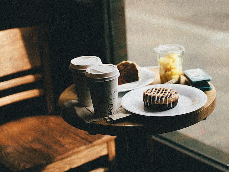 Thưởng thức Cafe chiều - Hoạt động cuối tuần tại Hamburg không thể bỏ lỡ