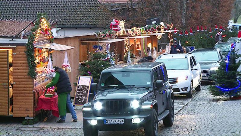 Chợ Giáng Sinh Covid 19