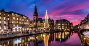 Chợ Giáng Sinh Dức Hamburg 01