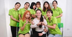 Học tiếng Đức tại LIA khoá tiếng B2 điều dưỡng