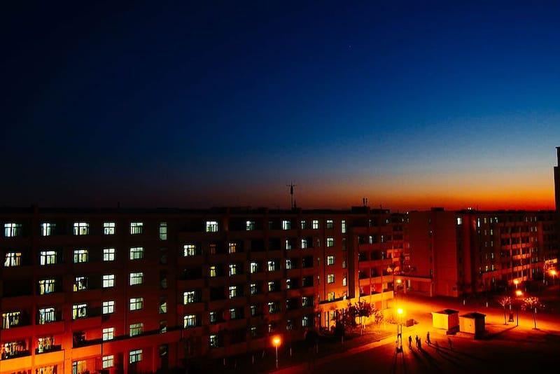 dormitory du học Duc