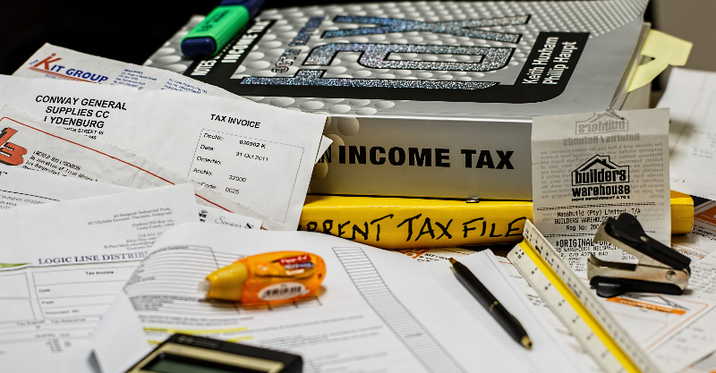 6 cấp bậc thuế tại Đức