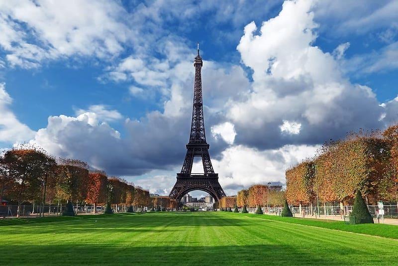 Eifel Tower vicat paris