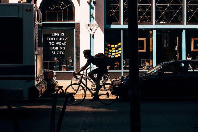 city and urban bicycle bicycles bike vicat